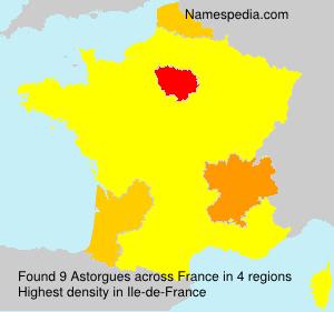 Astorgues