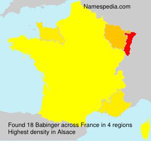 Babinger