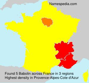 Babolin