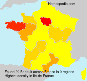 Badault