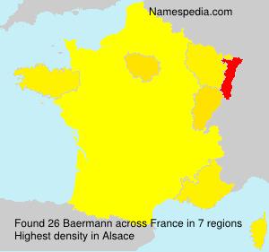 Baermann