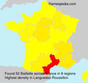 Baillette
