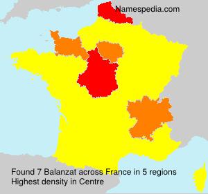 Balanzat