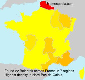 Balcerek - France