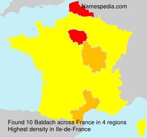 Baldach