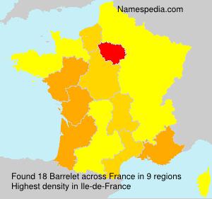 Barrelet - France