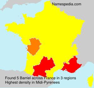 Barriel