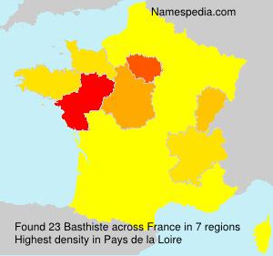 Basthiste