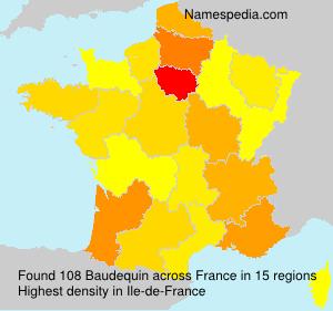 Baudequin