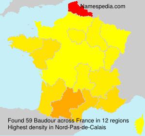 Baudour