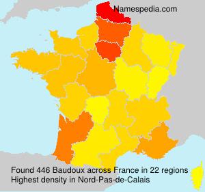 Baudoux