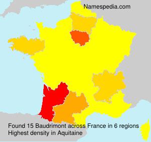 Baudrimont