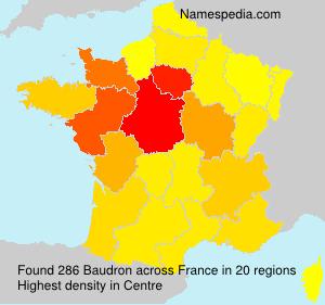 Baudron