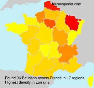 Baudson