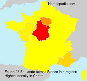 Baulande