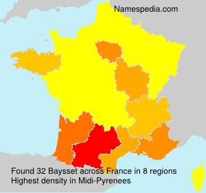 Baysset