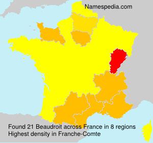 Beaudroit