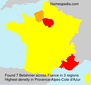 Belahmer