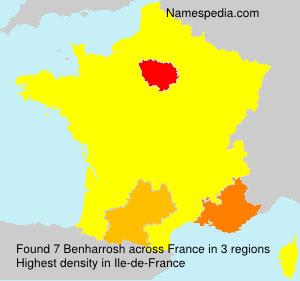 Benharrosh