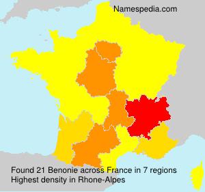 Benonie