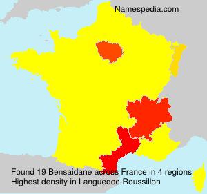 Bensaidane