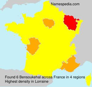 Bensoukehal