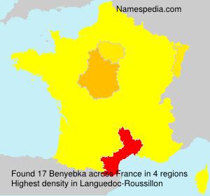 Benyebka