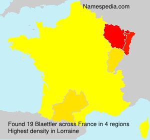 Blaettler