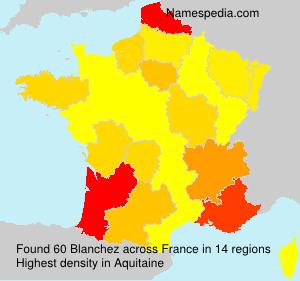Blanchez