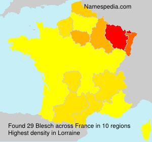 Blesch