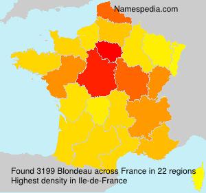 Blondeau