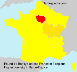 Boakye