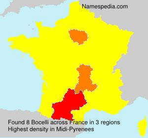 Bocelli - France