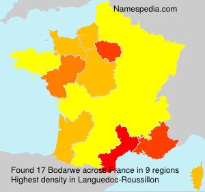 Bodarwe