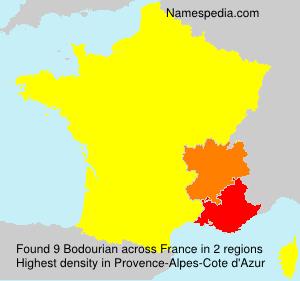 Bodourian