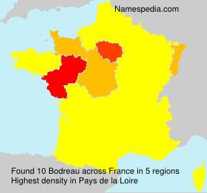 Bodreau