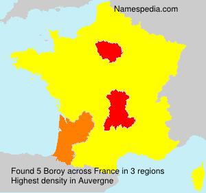 Boroy