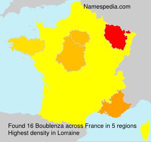 Boublenza