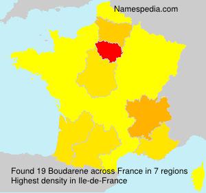 Boudarene