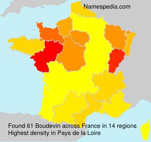 Boudevin