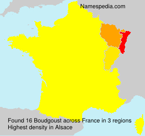 Boudgoust