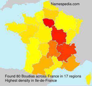 Boudias