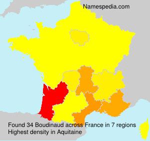 Boudinaud