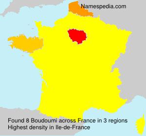 Boudoumi