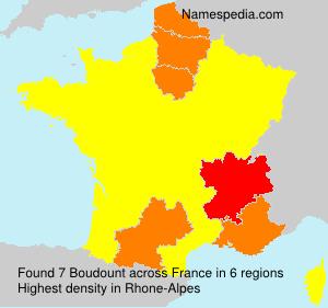 Boudount