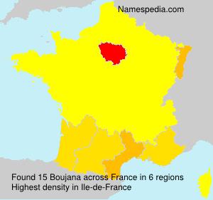 Boujana