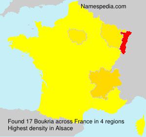 Boukria