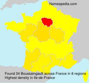 Boussaingault