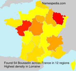 Bousselin