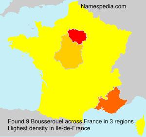 Bousserouel